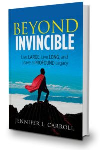 Book Release – Beyond Invincible