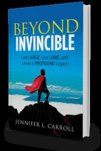 Book Release – Beyond Invincible